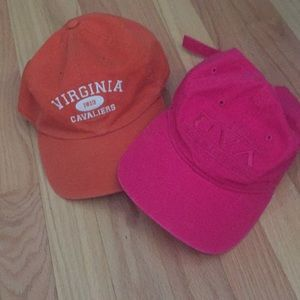 Accessories - Bundle! University of Virginia (UVA) hats